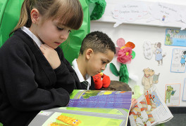 early reading and phonics at rivers primary academy